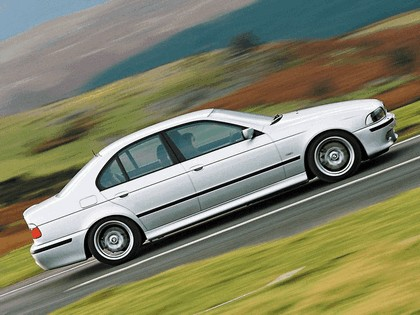 2002 BMW 530d ( E39 ) M Sports Package 4