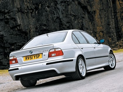 2002 BMW 530d ( E39 ) M Sports Package 5