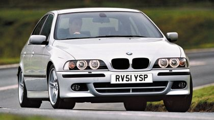 2002 BMW 530d ( E39 ) M Sports Package 2