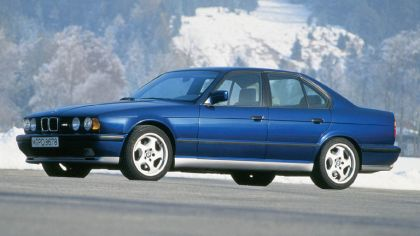 1988 BMW M5 ( E34 ) 8