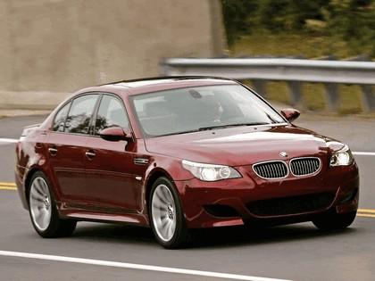 2004 BMW M5 ( E60 ) - USA version 8