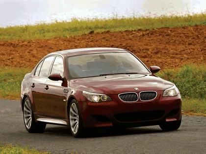2004 BMW M5 ( E60 ) - USA version 27