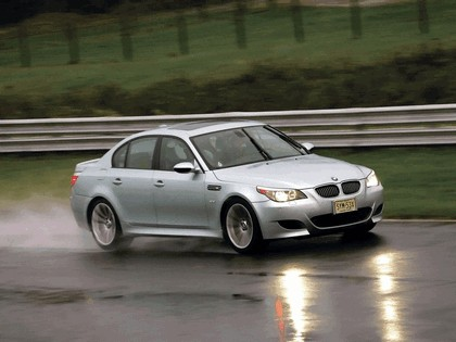 2004 BMW M5 ( E60 ) - USA version 32