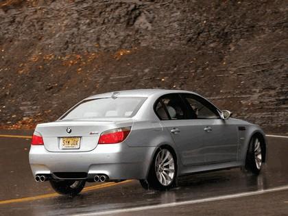 2004 BMW M5 ( E60 ) - USA version 33