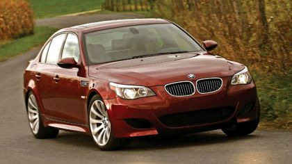 2004 BMW M5 ( E60 ) - USA version 2