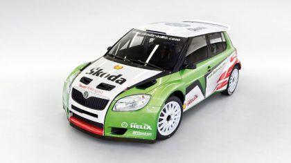 2009 Skoda Fabia Super 2000 3