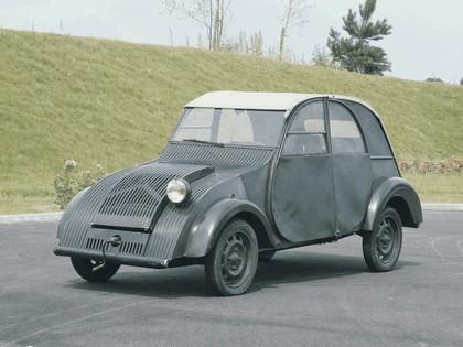 1941 Citroen 2CV prototype 1