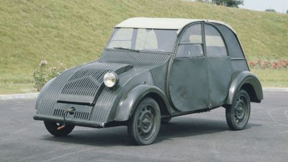 1941 Citroën 2CV prototype 2