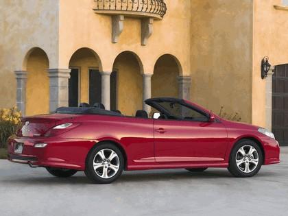 2006 Toyota Camry Solara Sport convertible 6