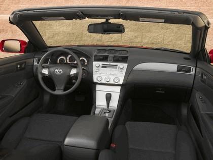 2006 Toyota Camry Solara Sport convertible 13