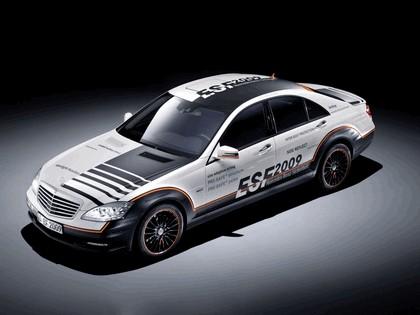 2009 Mercedes-Benz S-klasse ESF Experimental Safety Vehicle 2