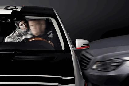 2009 Mercedes-Benz S-klasse ESF Experimental Safety Vehicle 11