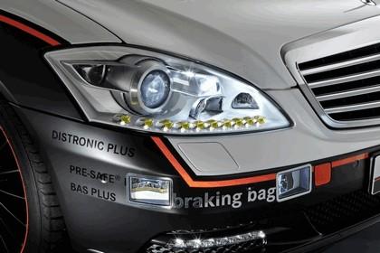 2009 Mercedes-Benz S-klasse ESF Experimental Safety Vehicle 16