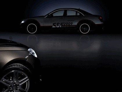 2009 Mercedes-Benz S-klasse ESF Experimental Safety Vehicle 22