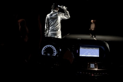 2009 Mercedes-Benz S-klasse ESF Experimental Safety Vehicle 23