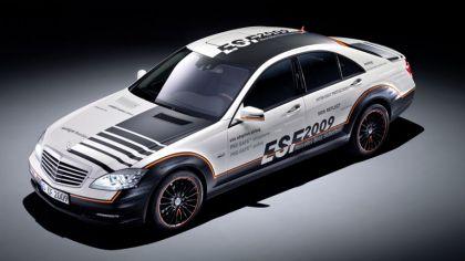 2009 Mercedes-Benz S-klasse ESF Experimental Safety Vehicle 1