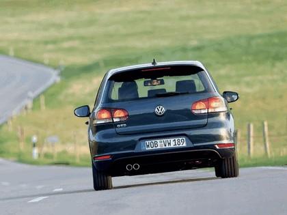 2009 Volkswagen Golf VI GTD 3-door 13