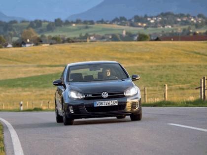 2009 Volkswagen Golf VI GTD 3-door 14