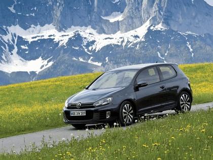 2009 Volkswagen Golf VI GTD 3-door 19