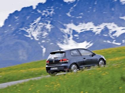 2009 Volkswagen Golf VI GTD 3-door 20