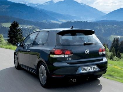 2009 Volkswagen Golf VI GTD 3-door 25