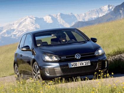 2009 Volkswagen Golf VI GTD 3-door 26