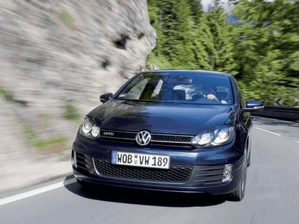 2009 Volkswagen Golf VI GTD 3-door 30