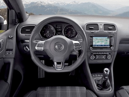 2009 Volkswagen Golf VI GTD 3-door 33