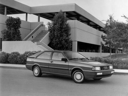 1984 Audi Coupé GT 1