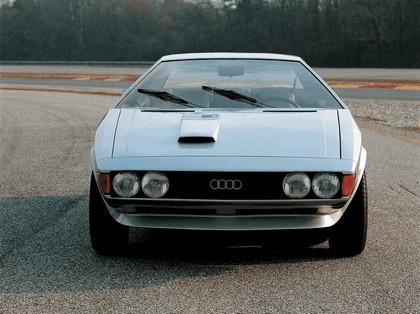 1973 Audi Karmann Asso di Picche by Italdesign 1