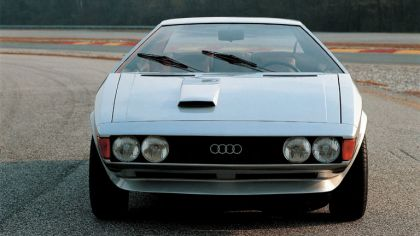 1973 Audi Karmann Asso di Picche by Italdesign 5