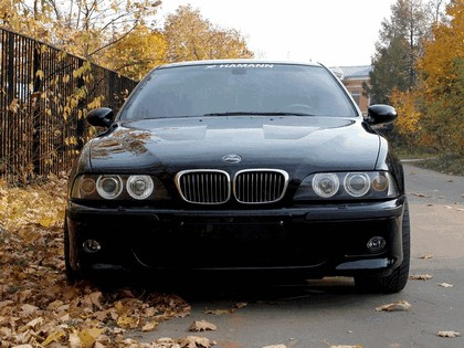 2001 BMW M5 ( E39 ) by Hamann 4