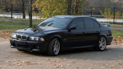 2001 BMW M5 ( E39 ) by Hamann 2