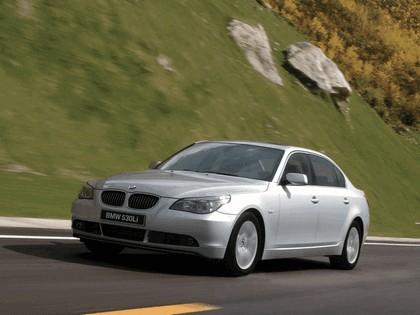 2008 BMW 530Li ( E60 ) 3