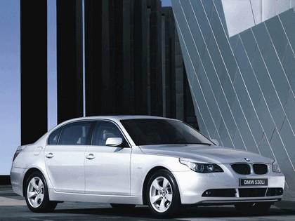2008 BMW 530Li ( E60 ) 4