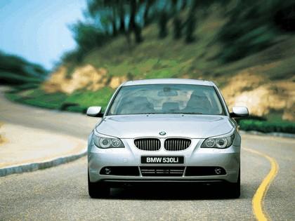 2008 BMW 530Li ( E60 ) 7