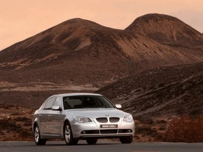 2008 BMW 530Li ( E60 ) 9