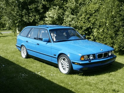 1992 BMW M5 ( E34 ) touring 1