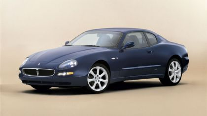 2003 Maserati Coupé 7