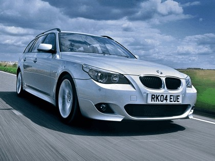 2005 BMW 535d ( E61 ) touring M Sports Package - UK version 1
