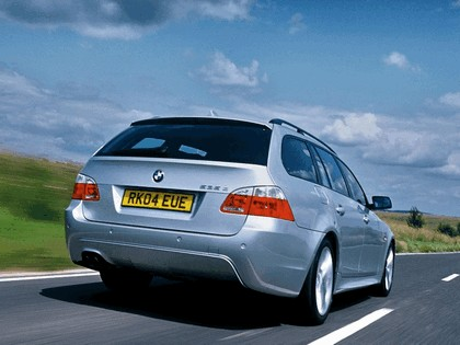 2005 BMW 535d ( E61 ) touring M Sports Package - UK version 2