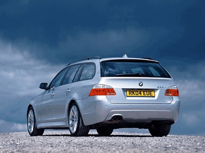 2005 BMW 535d ( E61 ) touring M Sports Package - UK version 3