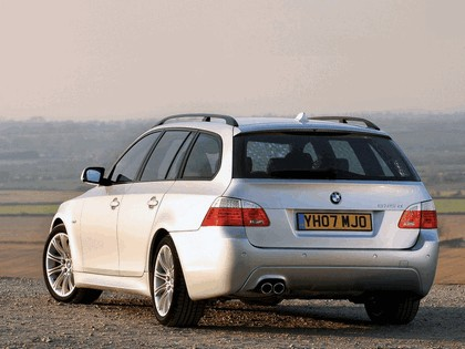 2005 BMW 535d ( E61 ) touring M Sports Package - UK version 4