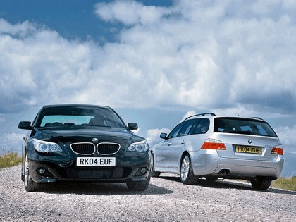 2005 BMW 535d ( E61 ) touring M Sports Package - UK version 6