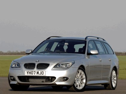 2005 BMW 535d ( E61 ) touring M Sports Package - UK version 7