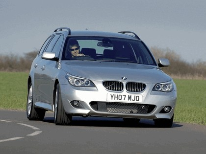 2005 BMW 535d ( E61 ) touring M Sports Package - UK version 8