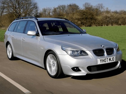 2005 BMW 535d ( E61 ) touring M Sports Package - UK version 9