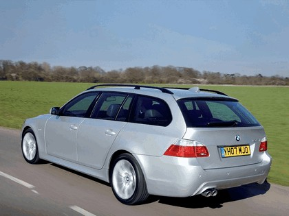 2005 BMW 535d ( E61 ) touring M Sports Package - UK version 10