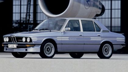 1978 Alpina B7 Turbo ( based on BMW 5er E12 ) 7