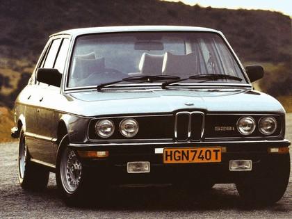 1976 BMW 5er ( E12 ) 8